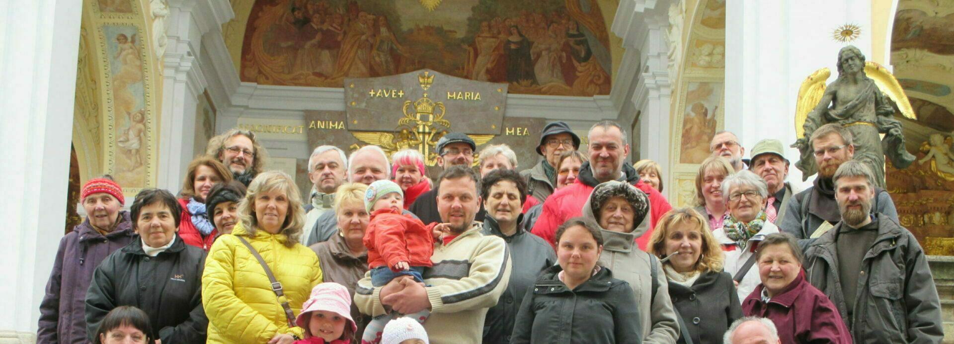 Františkánská rodina v ČR